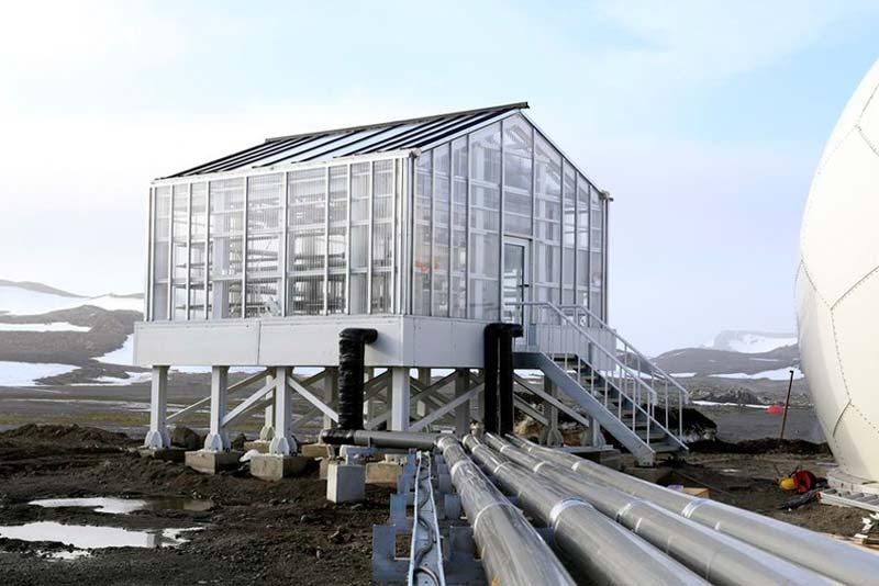 Arctic Greenhouse